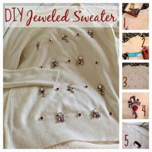 Jeweled-Sweater