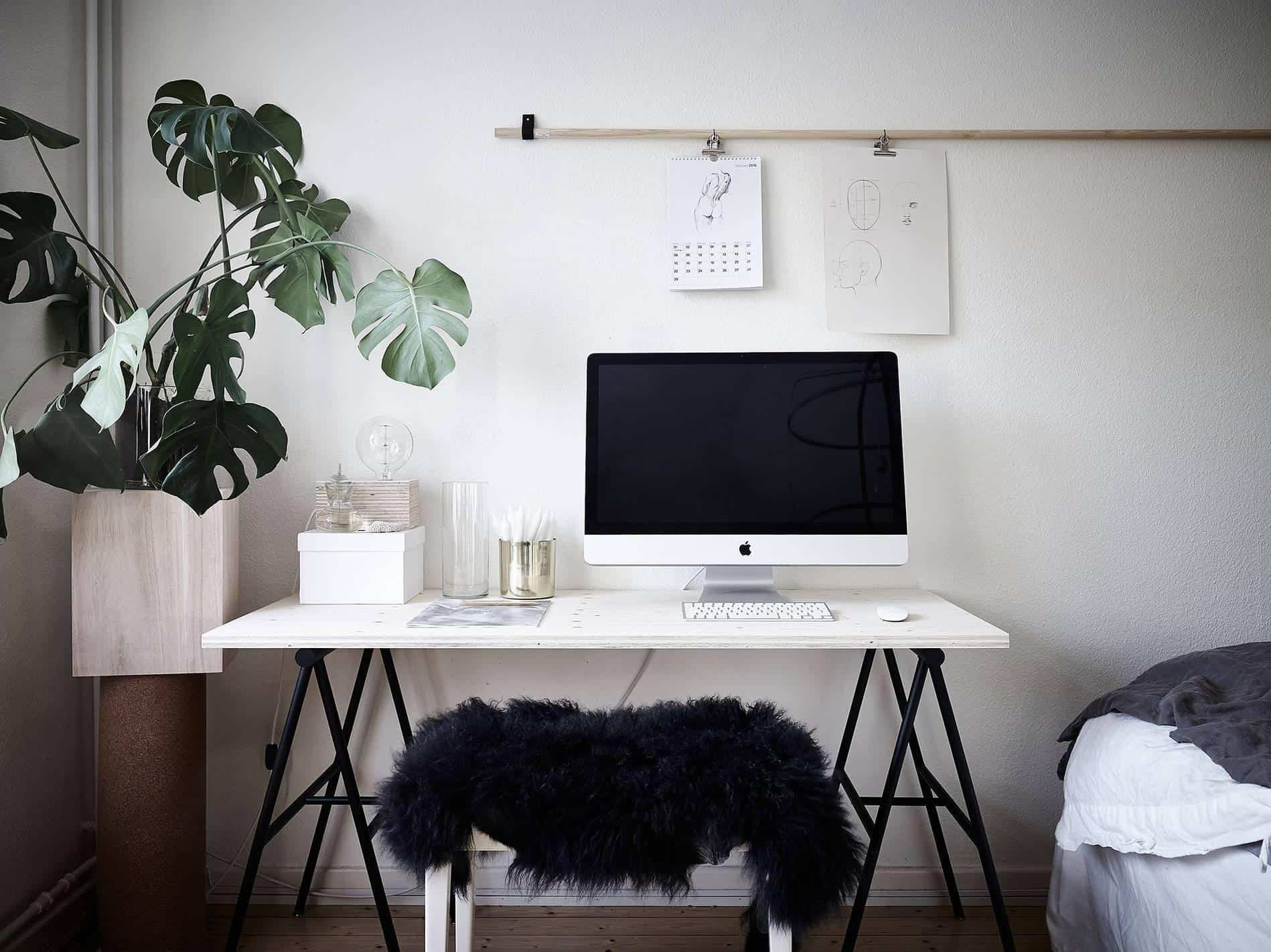 simple workspace