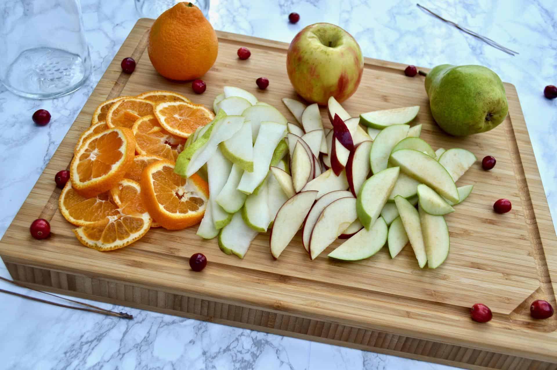 holiday fruit recipe