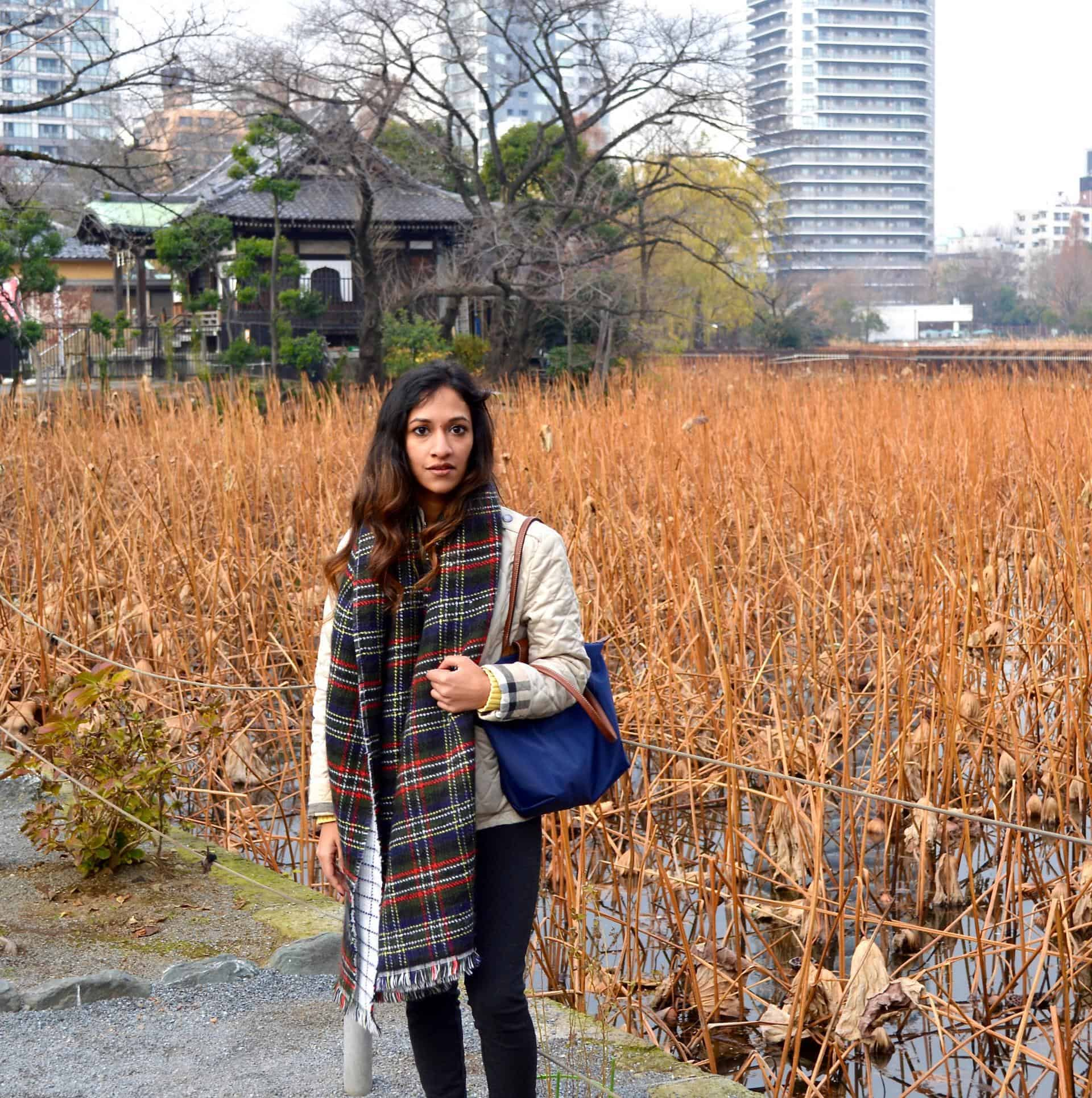 tokyo travel outfit