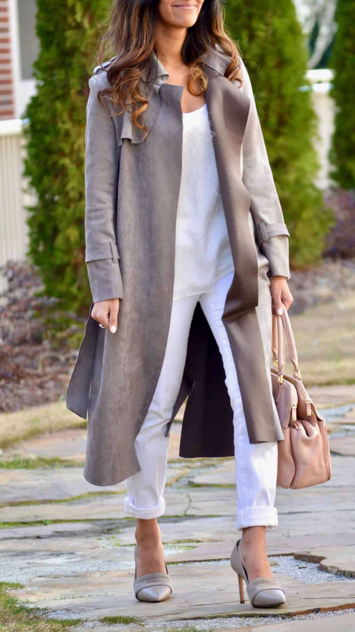 grey spring style