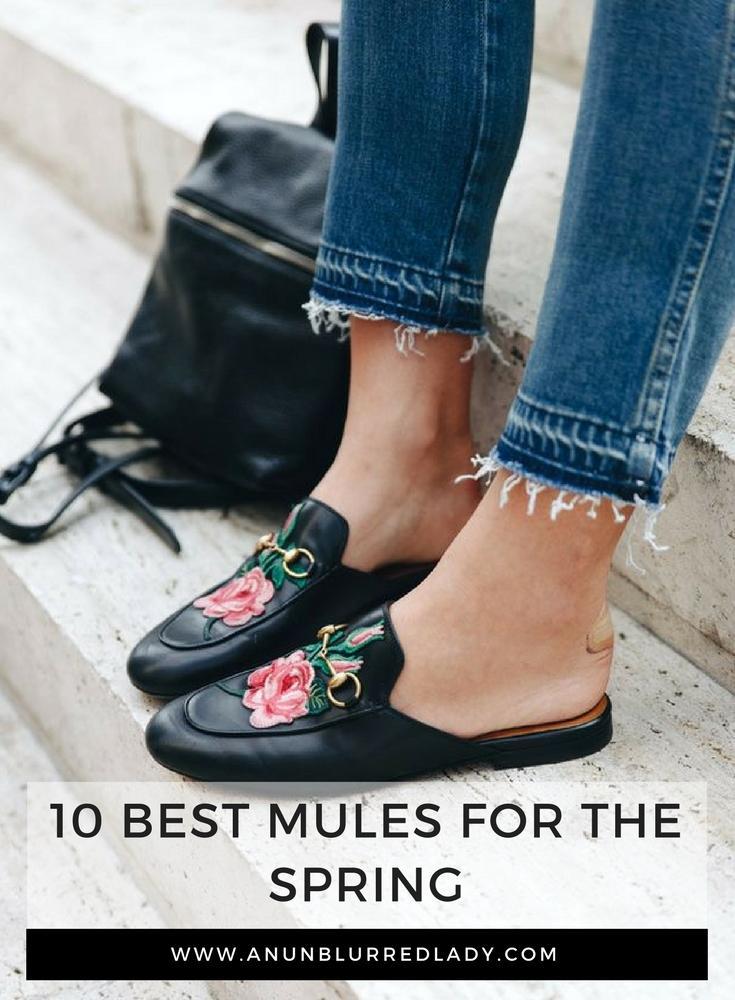 best mules