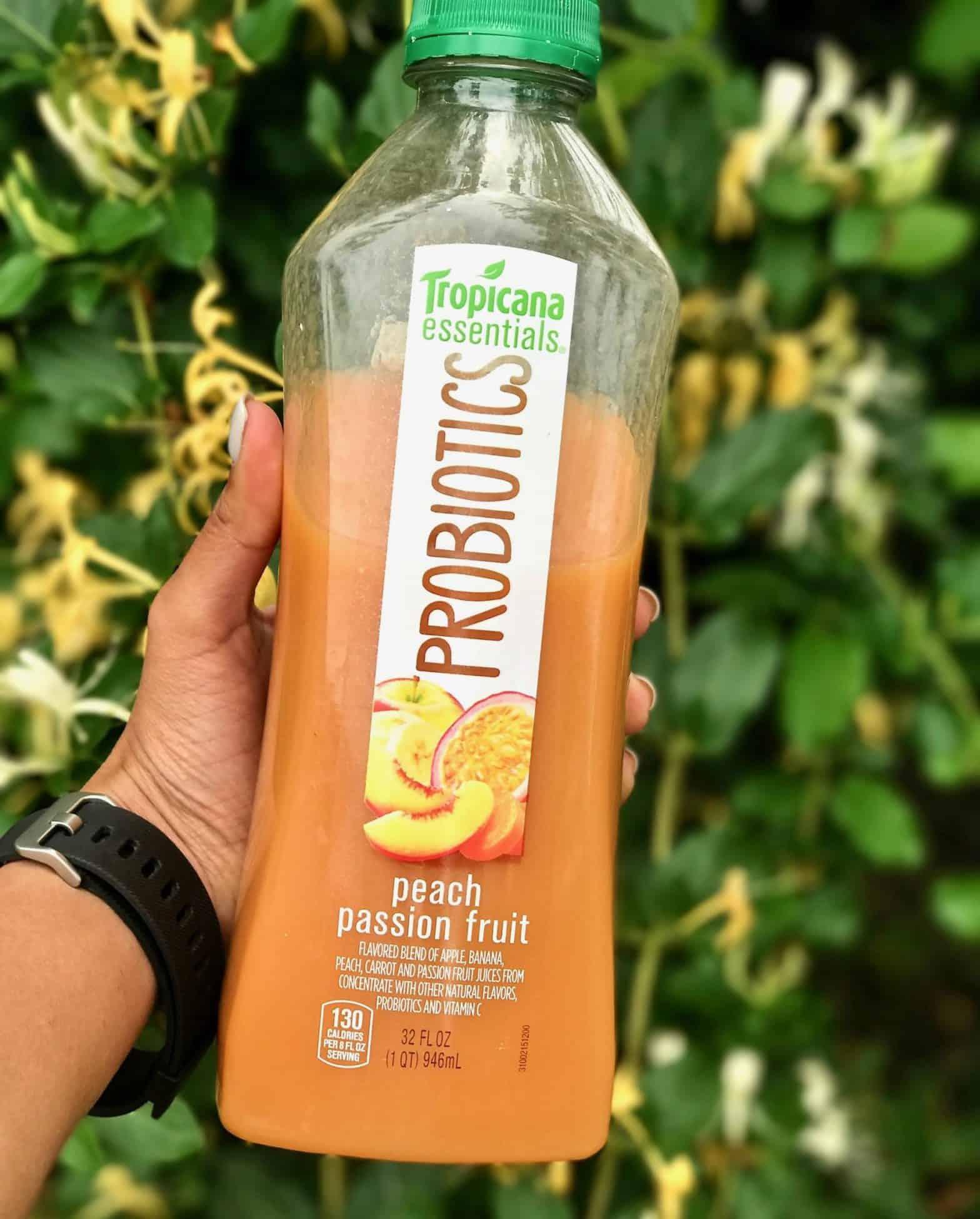 tropicana probiotics