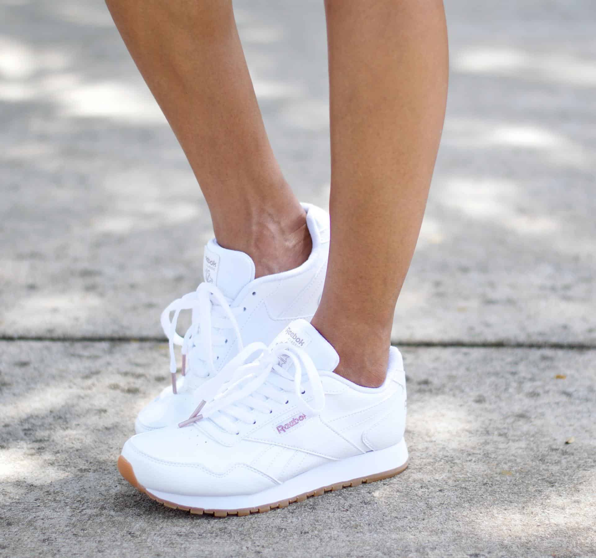 Reebok Classic Shoes With Dsw An Unblurred Lady
