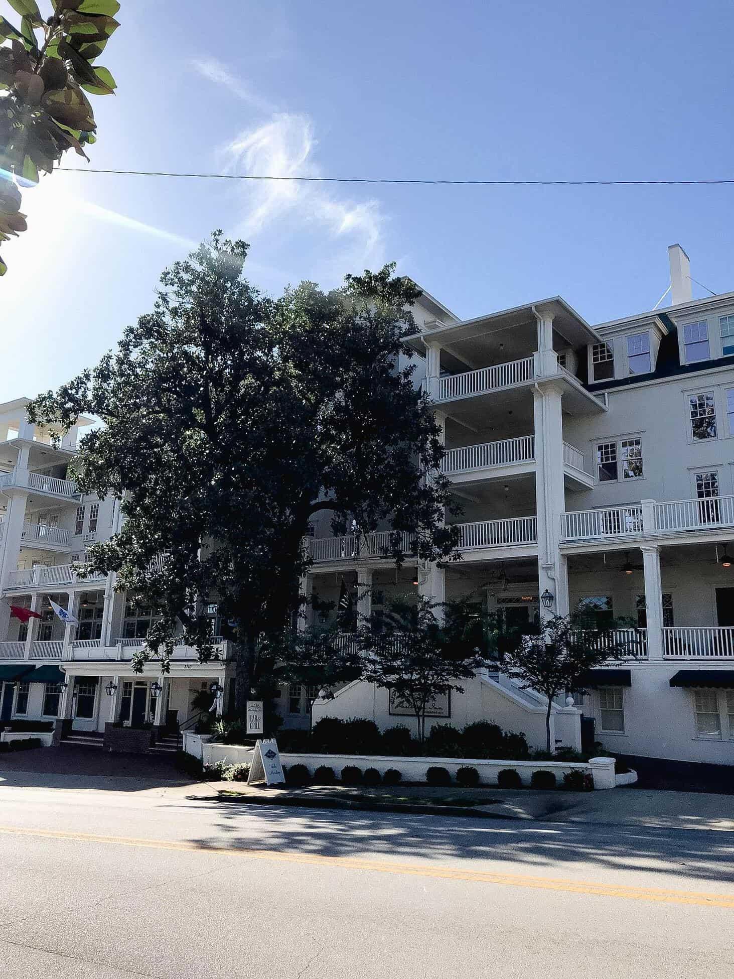 augusta hotels