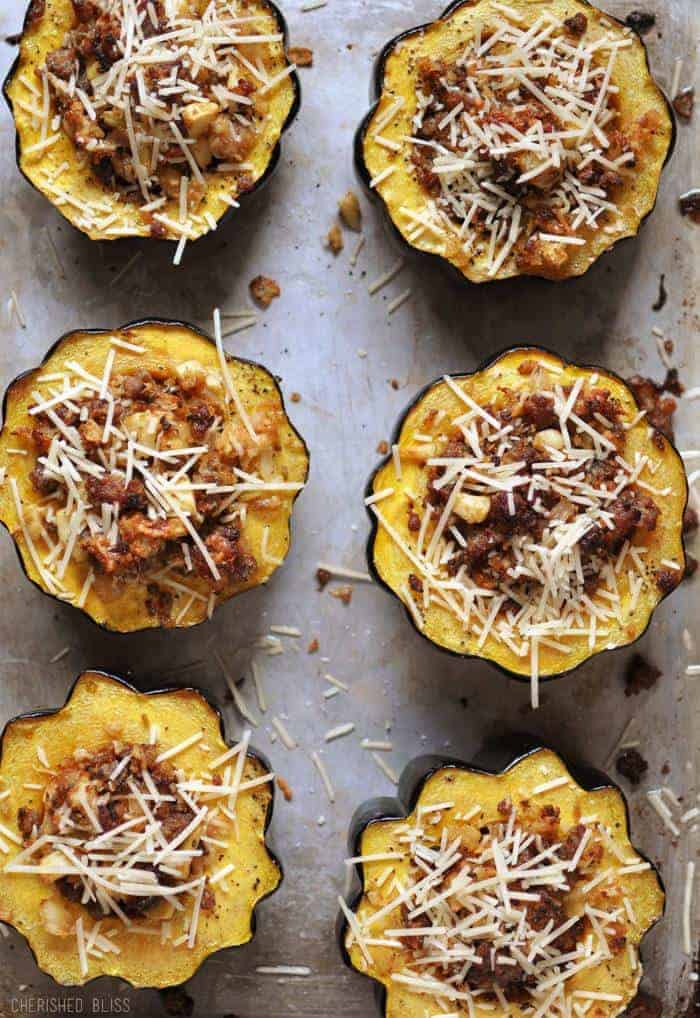 acorn squash recipes