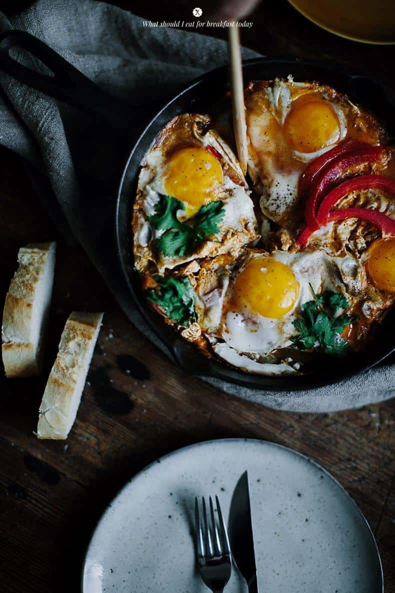 18 Egg Breakfast Recipes for A Great Morning An